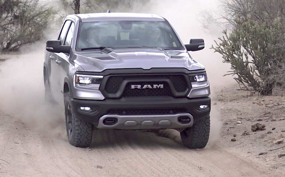 39 The Best New 2019 Dodge Ram 4X4 Specs Price and Review