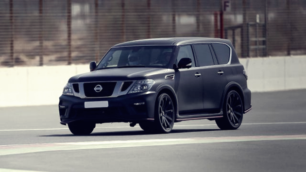 39 The Best Nissan Patrol 2020 Redesign Release Date And Concept