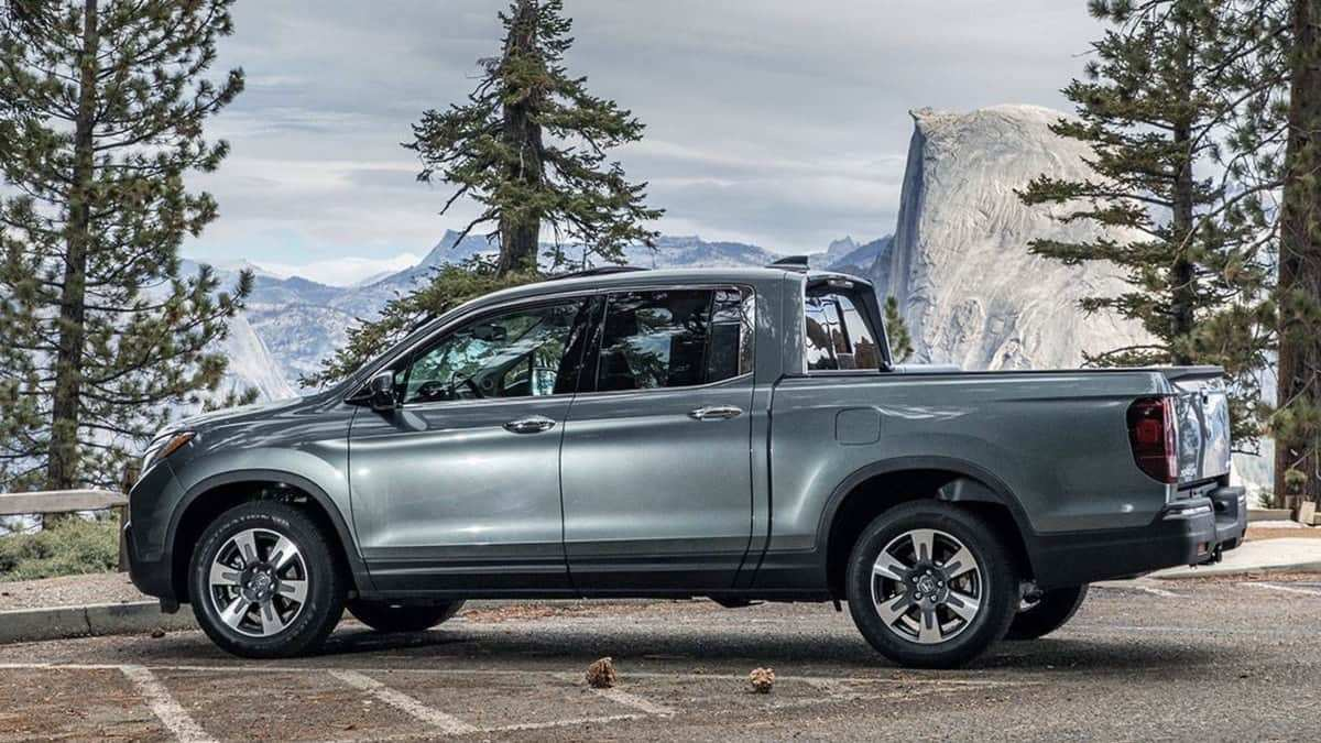 39 The Honda Ridgeline 2020 Release Date Redesign And Concept