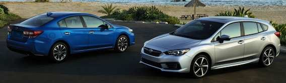 39 The Subaru Impreza 2020 Refresh Images