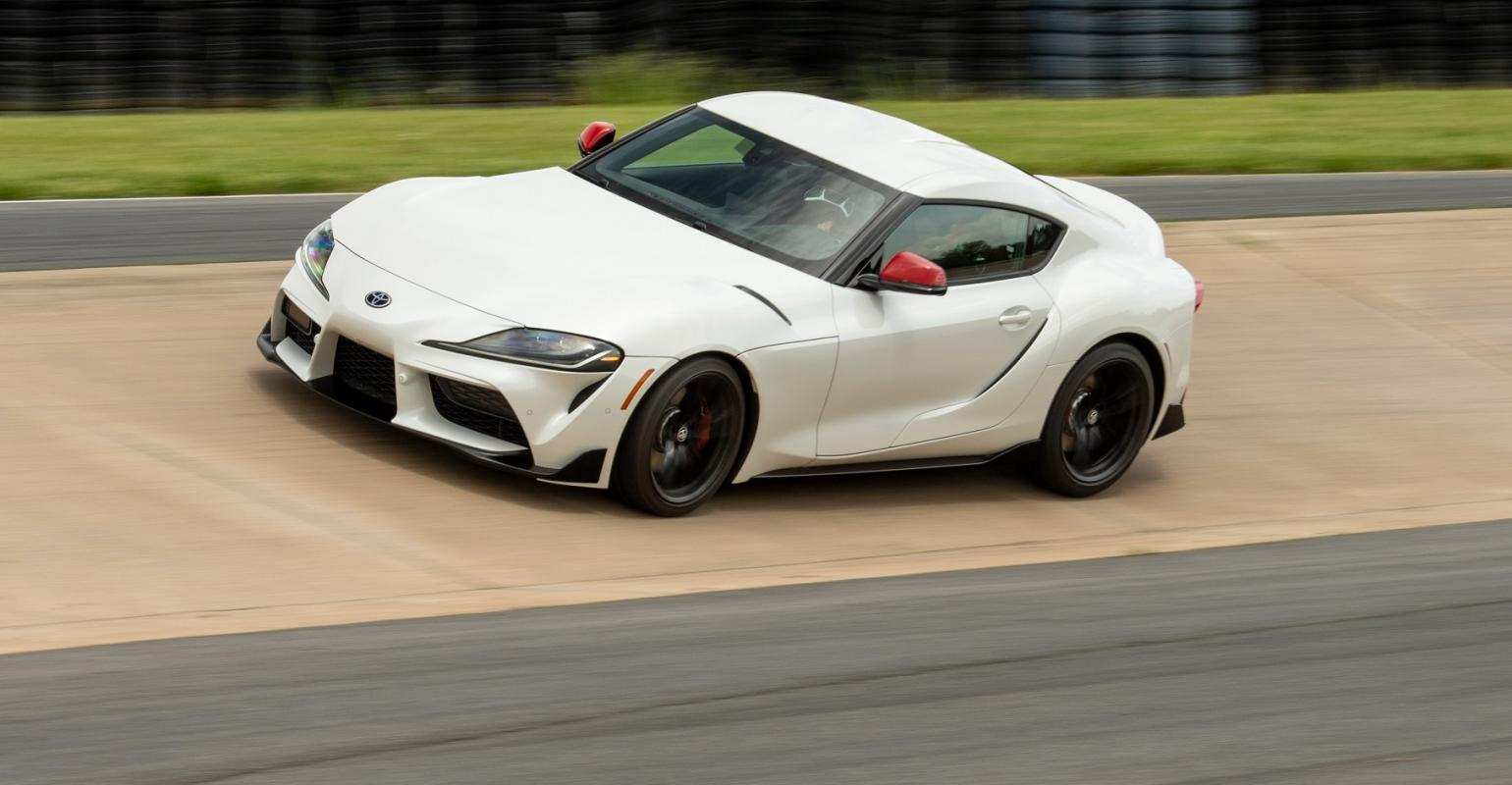40 A Pictures Of The 2020 Toyota Supra Style