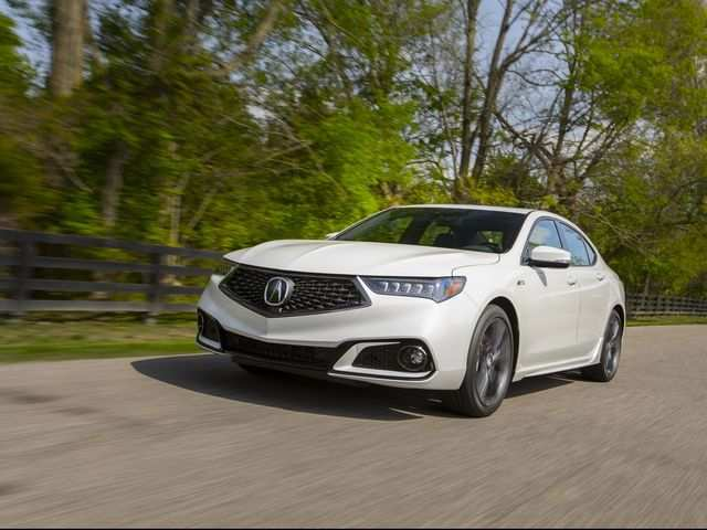 40 All New Acura Tlx 2020 Vs 2019 Performance