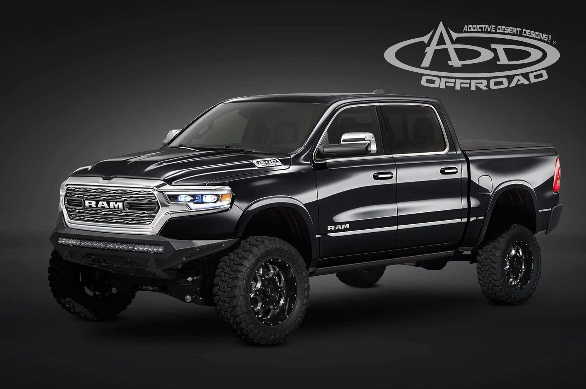 40 All New New 2019 Dodge Ram 4X4 Specs Speed Test