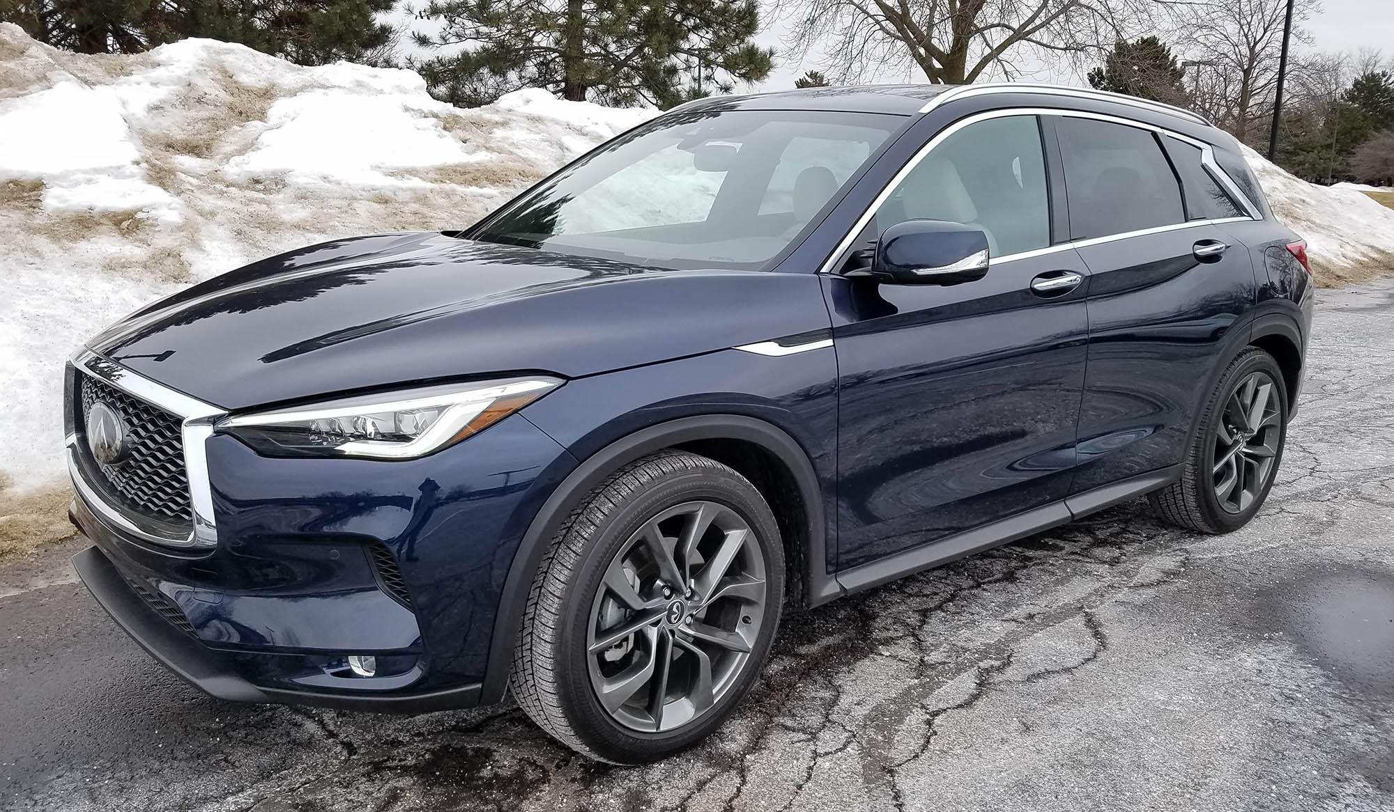 40 All New New 2019 Infiniti Qx50 Horsepower Review Picture