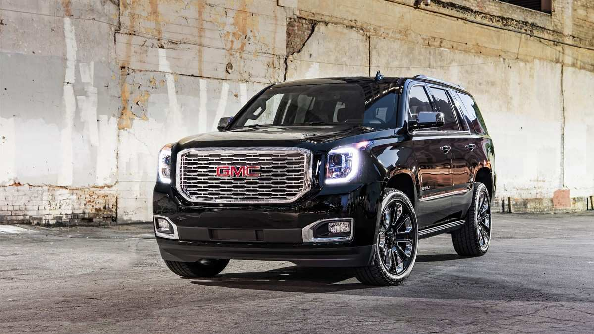 40 Best When Does The 2020 Gmc Yukon Come Out Price And Review