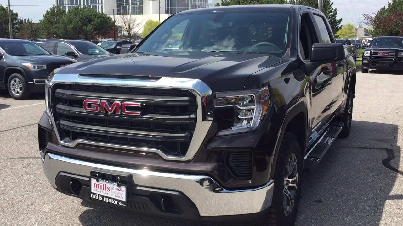 40 New 2020 Gmc Sierra X31 Pictures