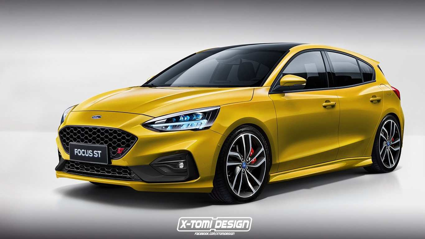40 The Ford Focus St 2020 Research New
