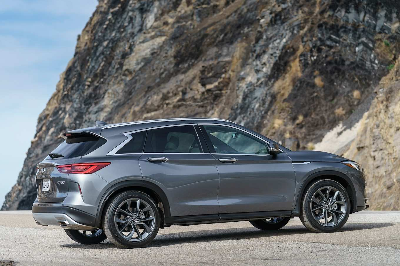 41 All New 2019 Infiniti Qx50 Weight Performance And New Engine
