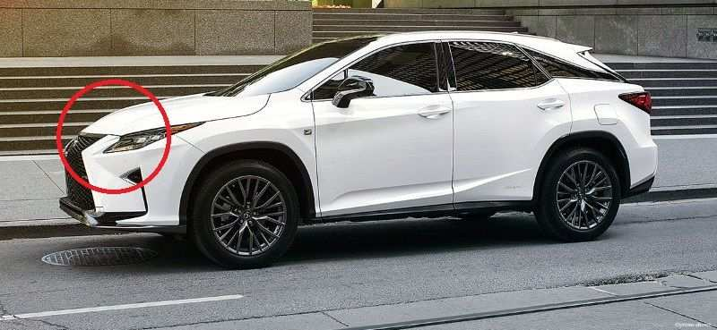 41 All New 2020 Lexus Rx Release Date Style