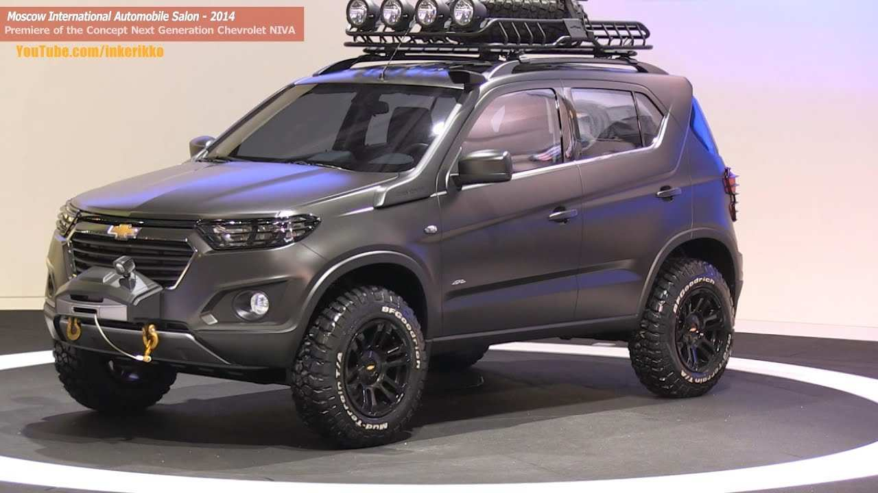 41 All New Chevrolet Niva 2020 Engine