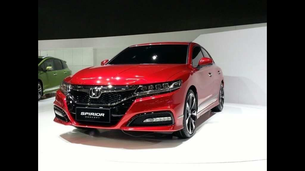 41 All New Honda Accord 2020 Redesign Research New