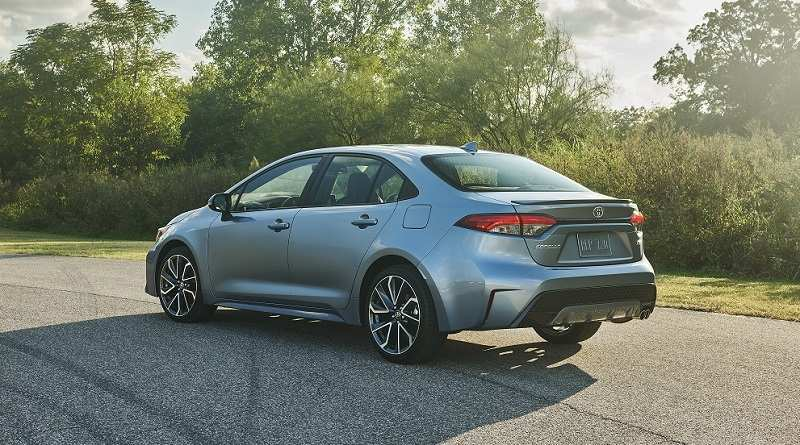 41 All New Toyota Corolla 2020 Sedan Rumors