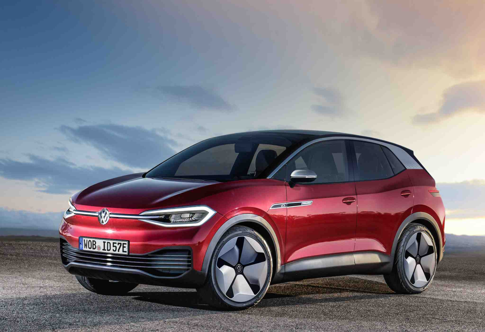 41 All New Volkswagen Elbil 2020 Redesign And Concept
