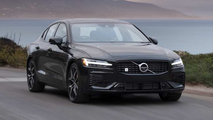 41 New Volvo S60 Polestar 2019 Performance And New Engine
