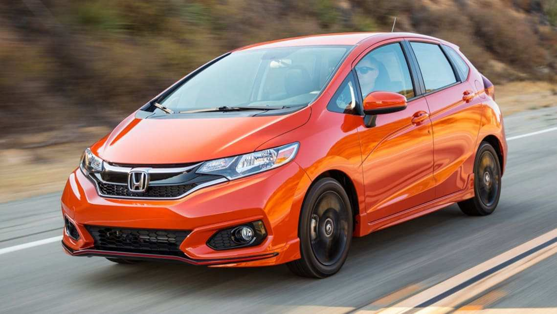 41 The Best Honda Jazz 2020 Concept Concept And Review