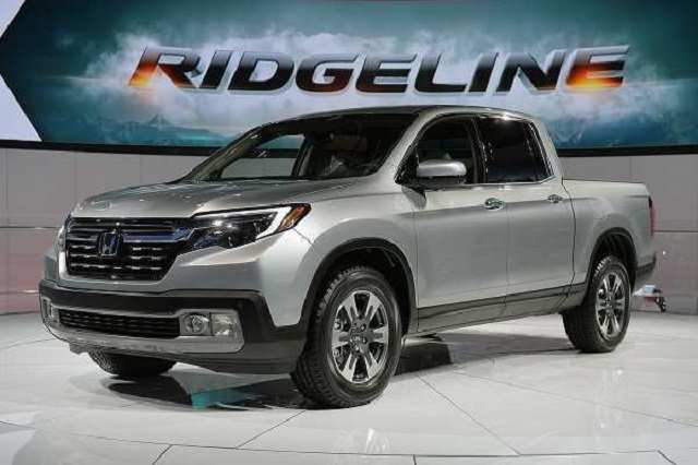 42 All New Honda Ridgeline 2020 Release Date First Drive