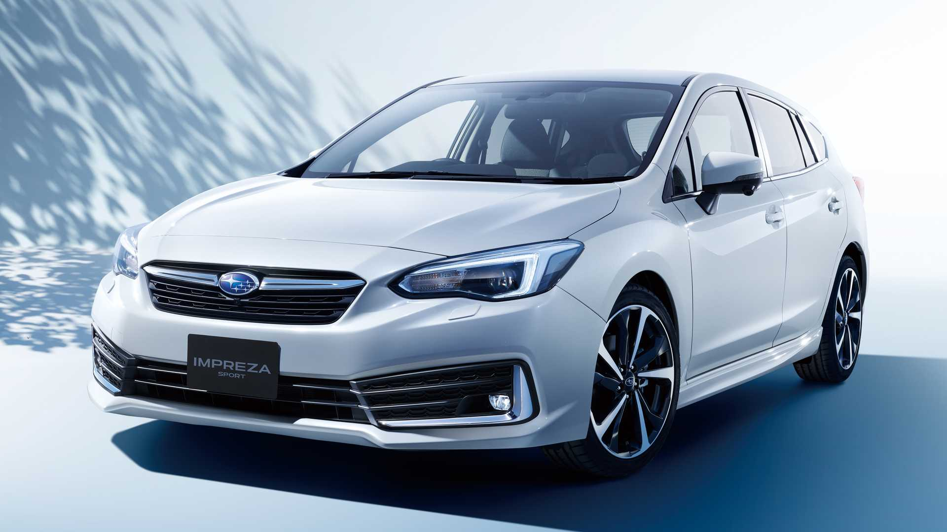 42 All New Subaru Wrx 2020 Redesign Price And Review