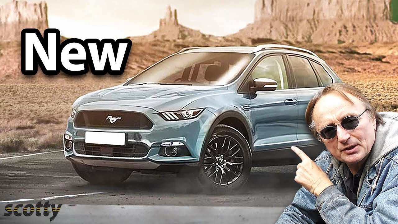 42 Best Ford Mustang Suv 2020 New Review