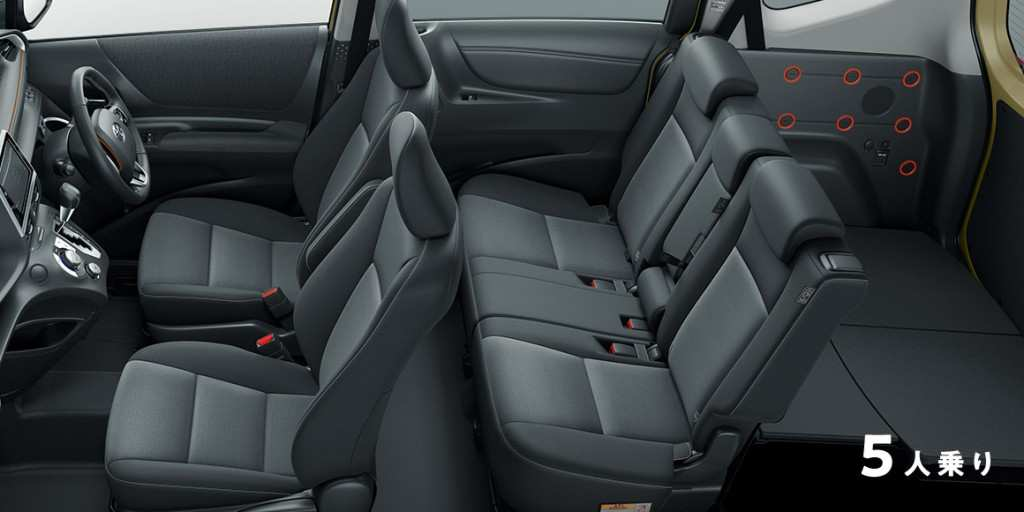 42 New Sienta Toyota 2019 New Interior Release Date