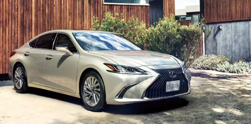 42 New The Lexus 2019 Camera Picture Concept And Review