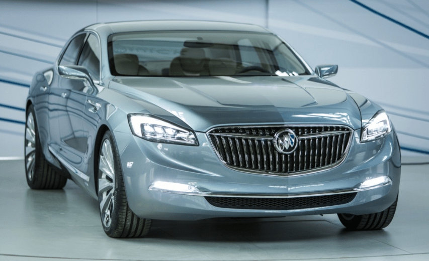 42 The 2020 Buick Park Ave Redesign And Review