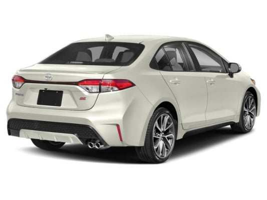 42 The Best 2020 Toyota Corolla Xse Images