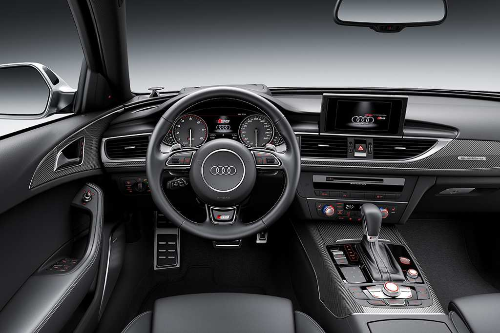 43 Best Review Audi 2019 A6 New Interior Concept And Review