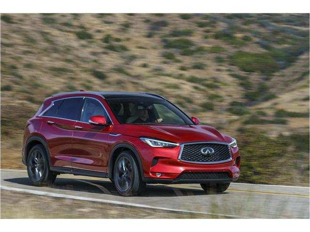 43 The Best New 2019 Infiniti Qx50 Horsepower Review Price And Release Date