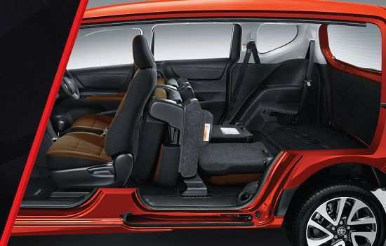 43 The Best Sienta Toyota 2019 New Interior Redesign