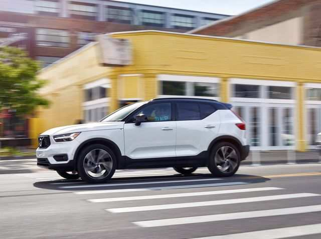 43 The New 2019 Volvo Xc40 Lease Spesification Concept