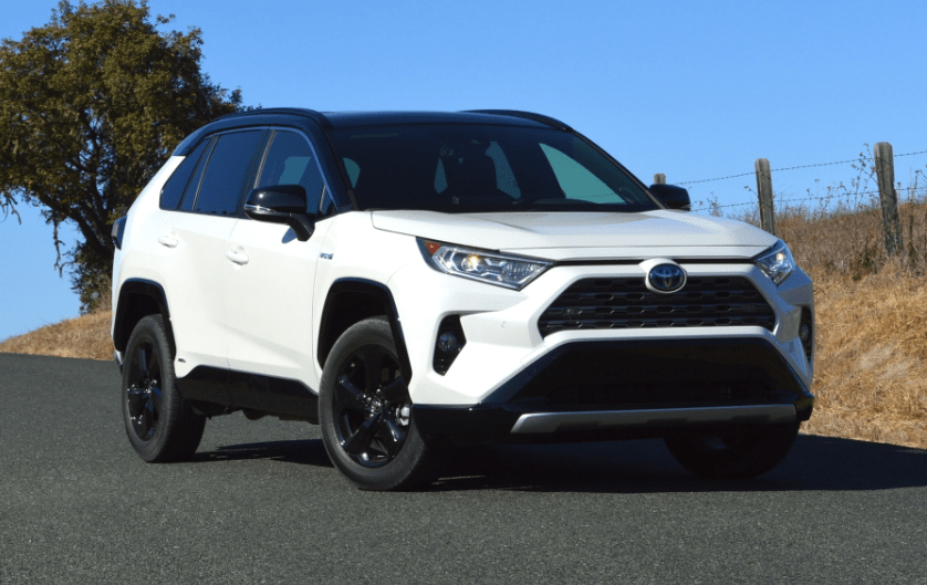 43 The Toyota Rav4 2020 Release Date Redesign