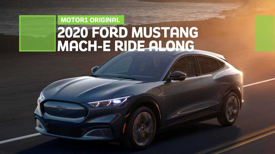 44 A Ford Mustang Suv 2020 History
