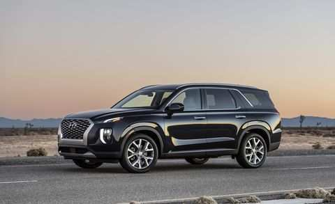 44 A Kia Palisade 2020 Concept And Review