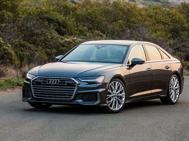 44 A Review Audi 2019 A6 New Interior Model