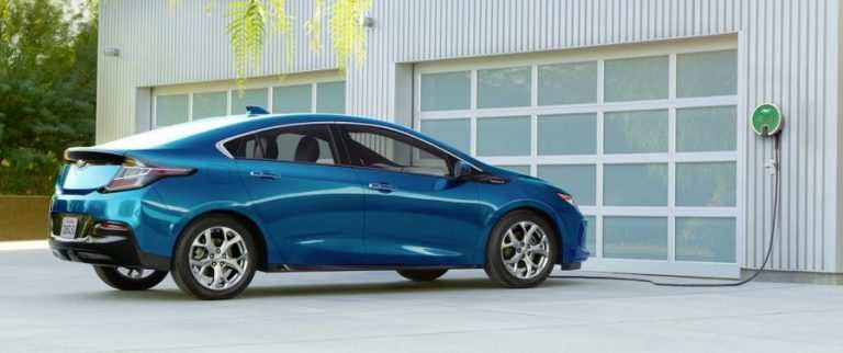 44 All New Best Chevrolet 2019 Volt Concept Wallpaper