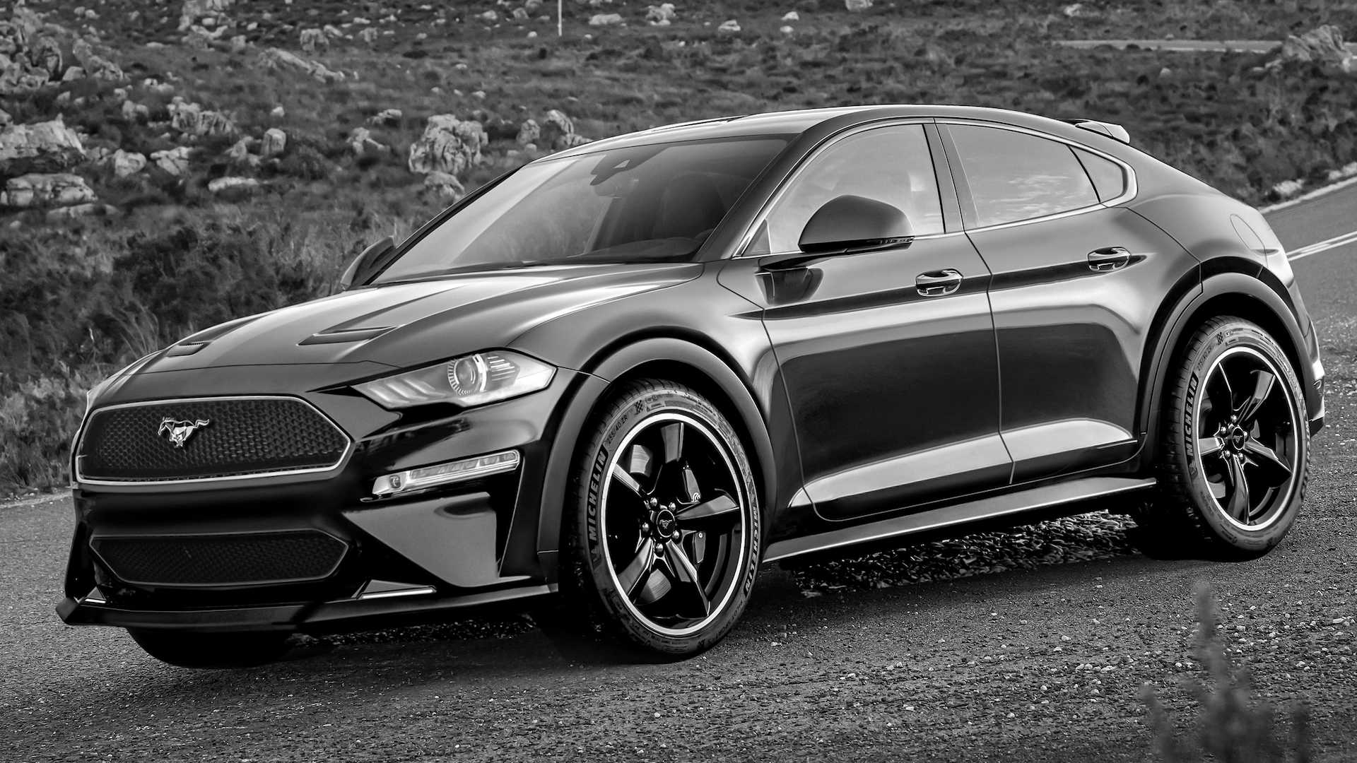 44 All New Ford Mustang Suv 2020 Pictures