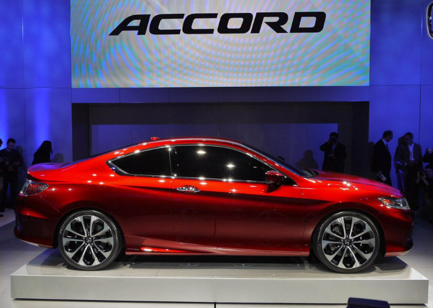 44 All New Honda 2019 Accord Coupe Review Release