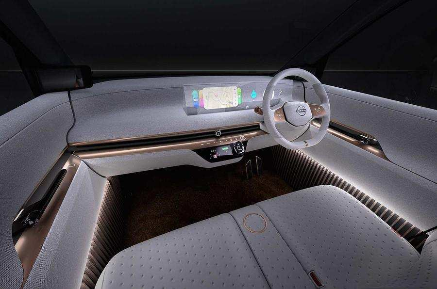 44 All New Nissan Concept 2020 Interior Picture