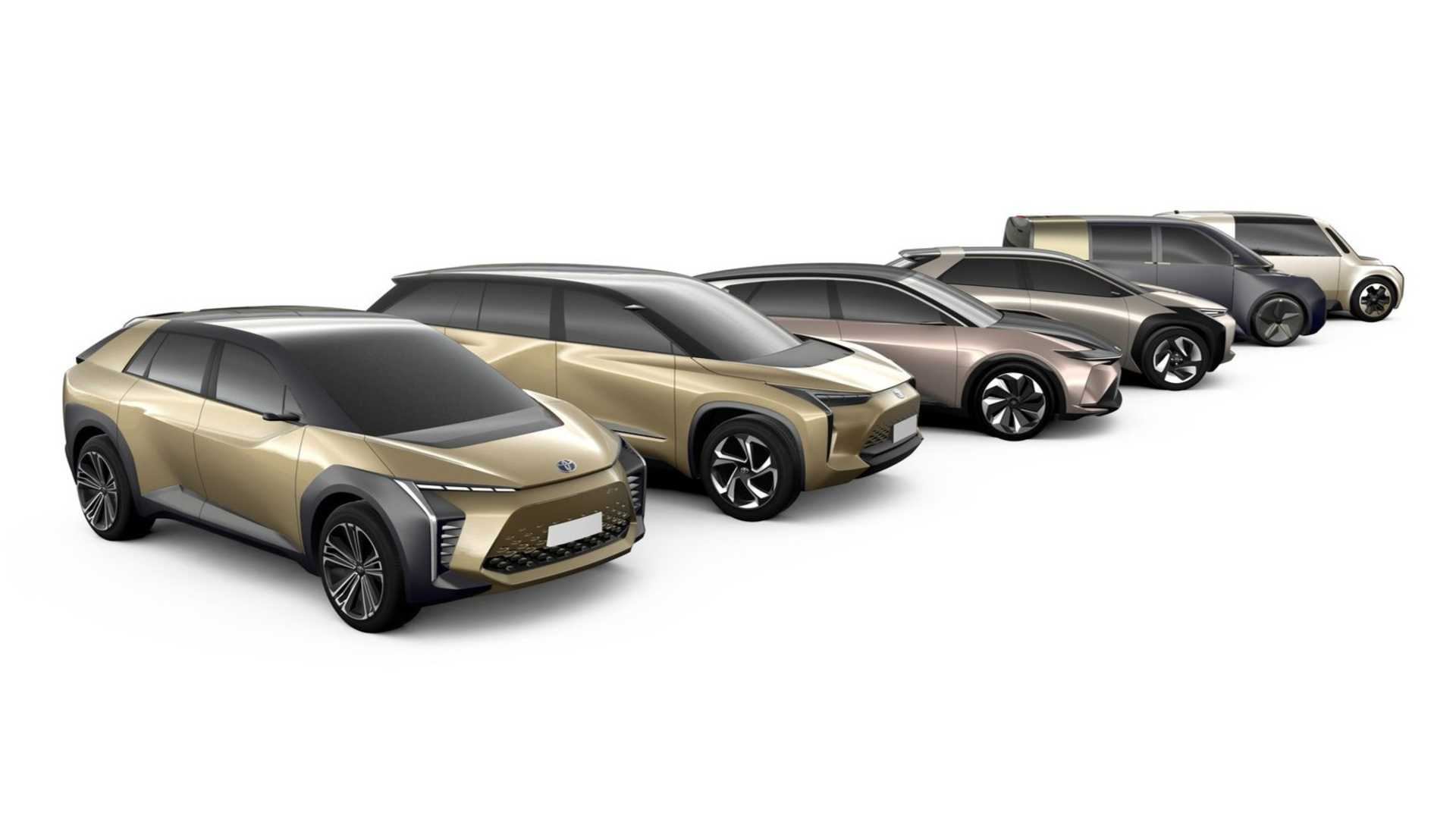 44 New Toyota Ev 2020 Specs And Review