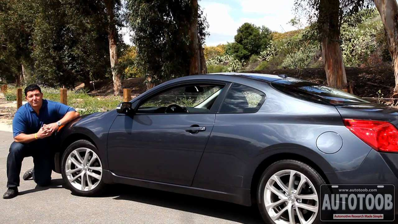 44 The 2010 Nissan Altima Coupe Pricing