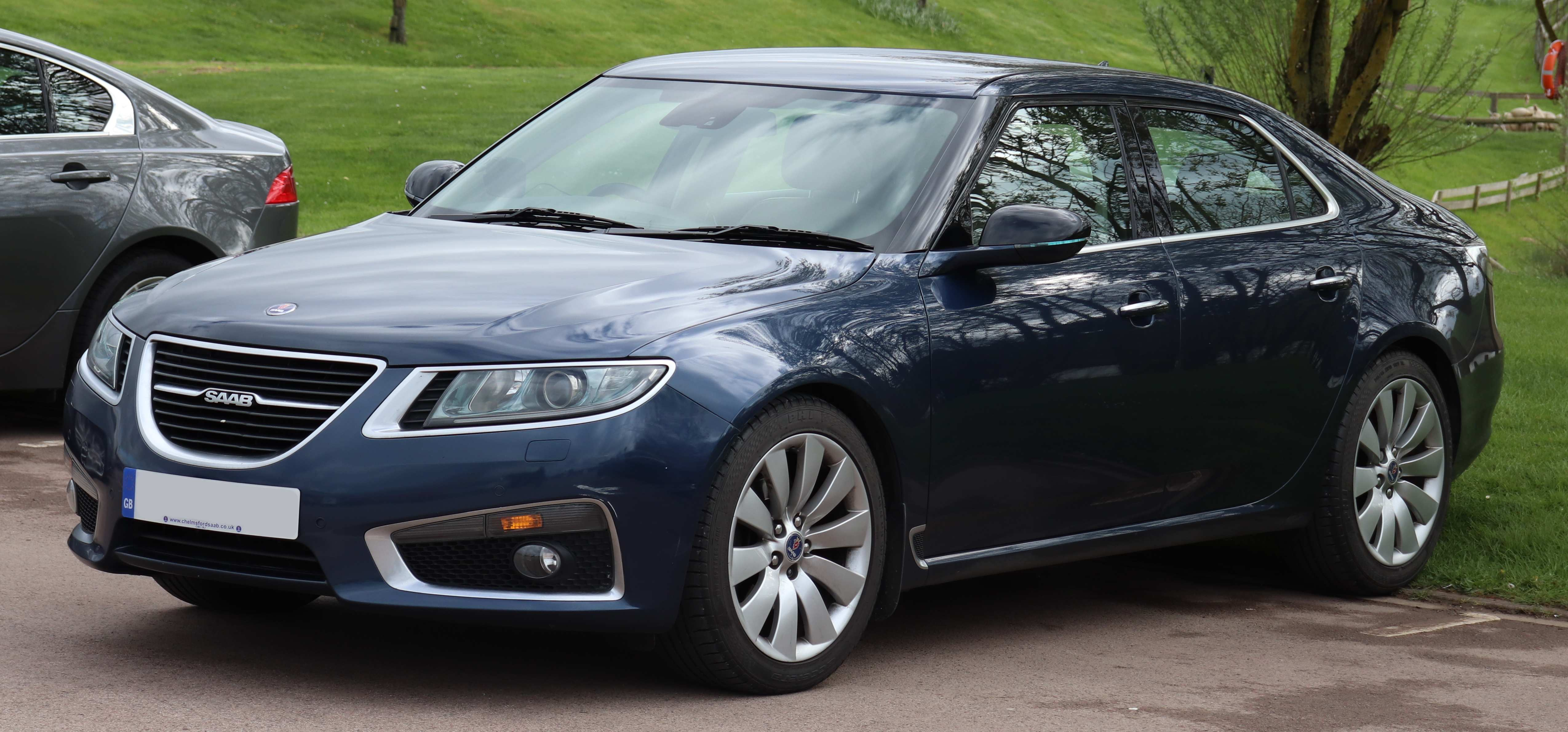 44 The Best 2019 Saab 9 5 Rumors