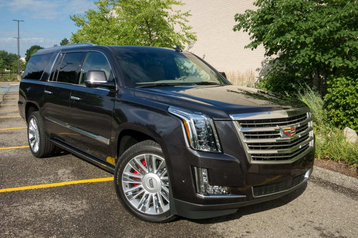 44 The Best Build 2020 Cadillac Escalade Pictures