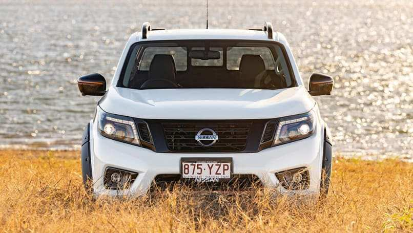 44 The Nissan Ute 2020 Images