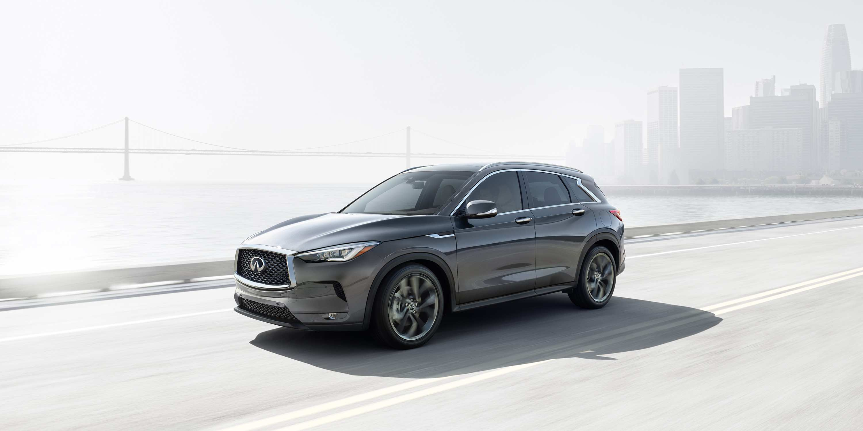 44 The The Infiniti Qx50 2019 Hybrid Concept Reviews