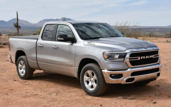 45 All New New 2019 Dodge Ram 4X4 Specs Release Date And Concept