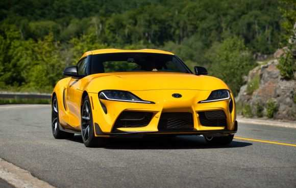 45 Best Pictures Of The 2020 Toyota Supra First Drive