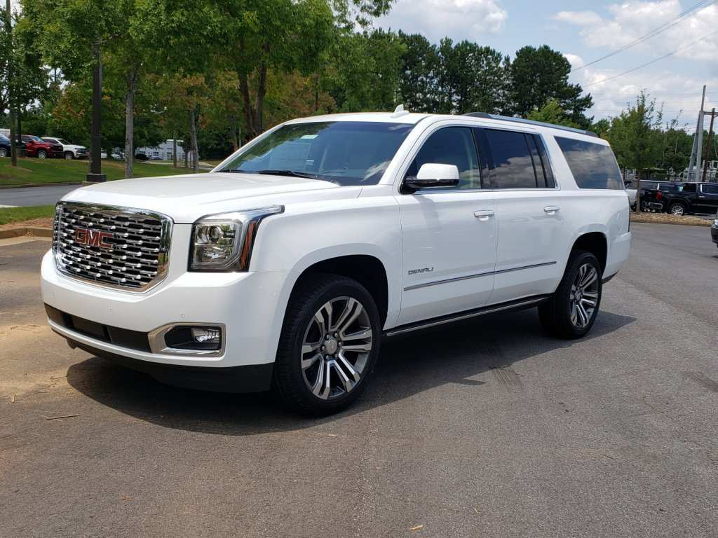 45 The Best 2020 Gmc Yukon Xl Pictures Specs