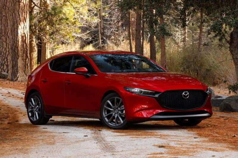 45 The Best 2020 Mazda 3 Turbo Redesign And Concept