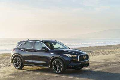 45 The Best The Infiniti Qx50 2019 Hybrid Concept Model