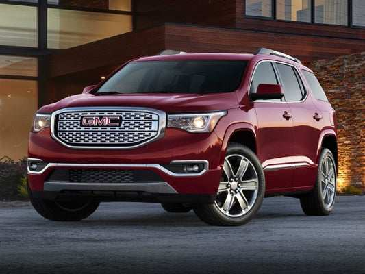 45 The Gmc 2019 Acadia Price And Release Date Concept